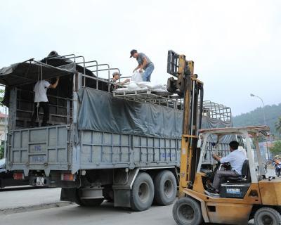 Dịch vụ giao nhận hàng hóa, giao và nhận hàng tận nơi trên tất cả các tỉnh thành