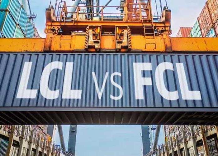 FCL, LCL LÀ GÌ? VÀ SỰ KHÁC BIỆT