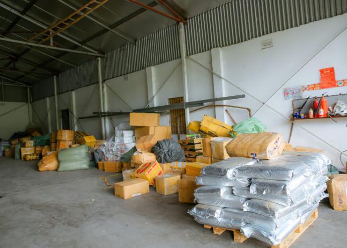 Những giải pháp tối ưu quản lý kho hàng logistics